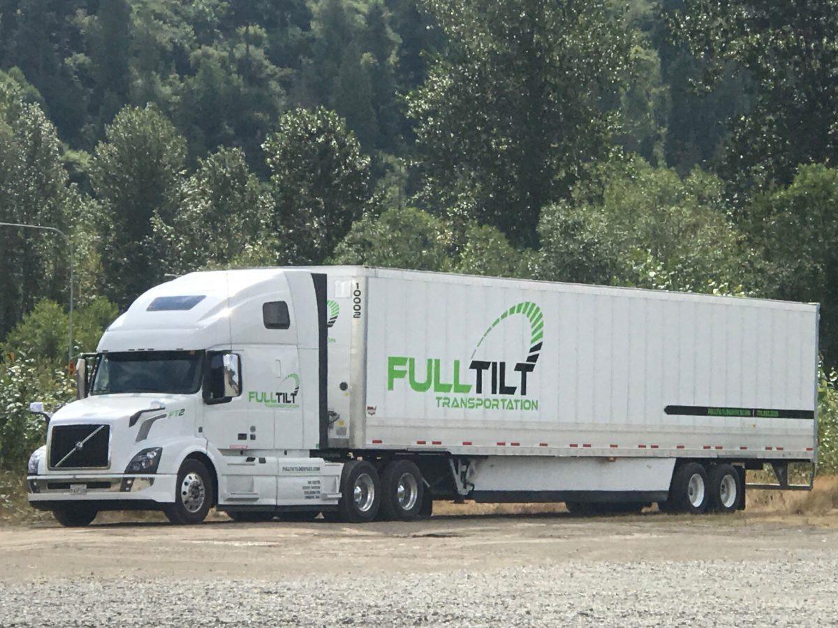 Full Tilt Truck 1 1 Full Tilt Logistics