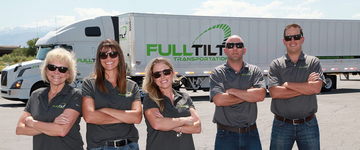 Full tilt Transportation