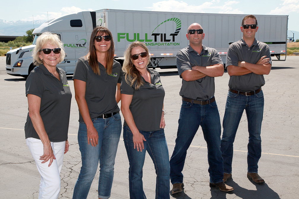 Full Tilt Logistics, trucking companies in reno nv, winter freight shipping